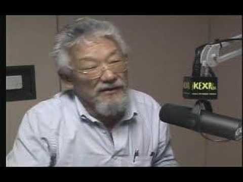 Interview - David Suzuki: The Autobiography