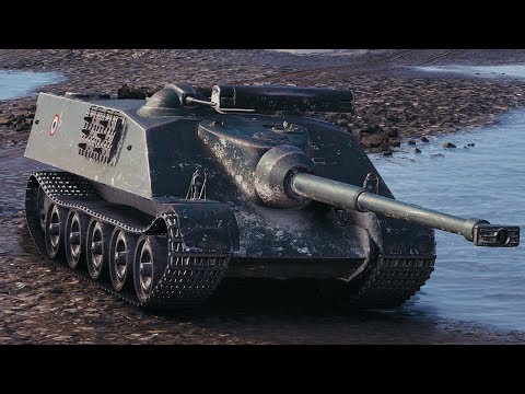 World of Tanks AMX 50 Foch - 9 Kills 8,7K Damage