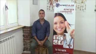 Papimi per terapia Enerpulse, frattura perone e tendinite spalla