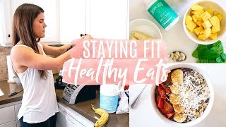 Healthy eats + fit lifestyle ...