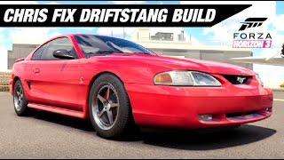Chris Fix Driftstang Build - Forza Horizon 3