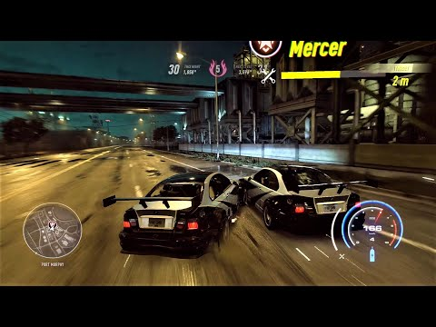 NEED FOR SPEED HEAT PLAYING FINAL MISSION WITH BMW M3 GTR |