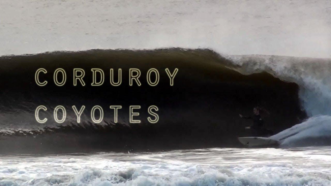 Corduroy Coyotes - NJ SURF OCTOBER 2017