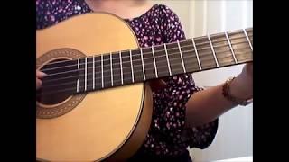 Mê Khúc _ St : Anh Thoa & Bảo Phúc ( Guitar )