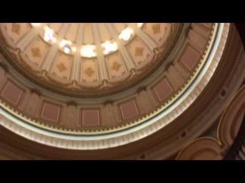 Ken Cooley reveals the State Capitol's secrets