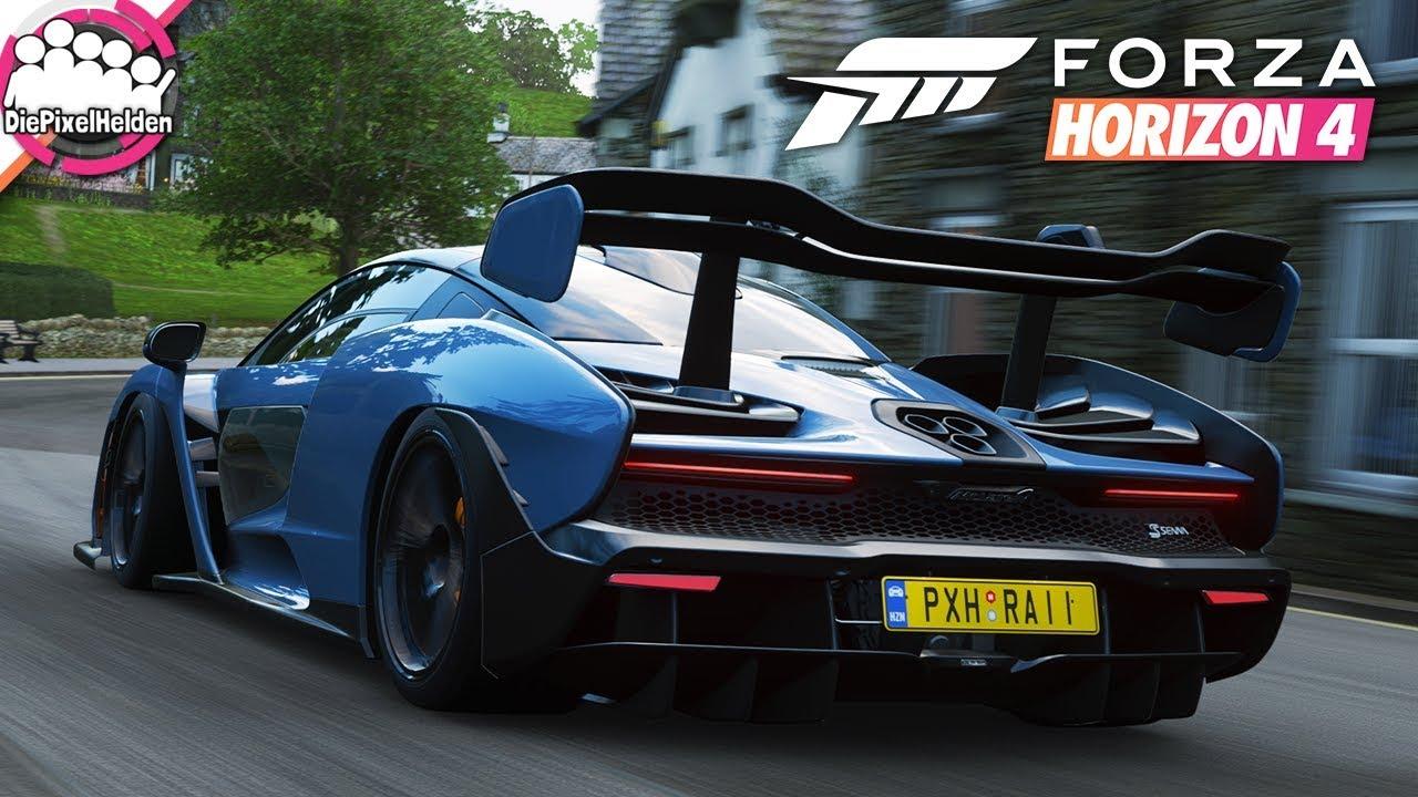 forza horizon 4 #33 - mclaren senna das beste auto im spiel? - let's