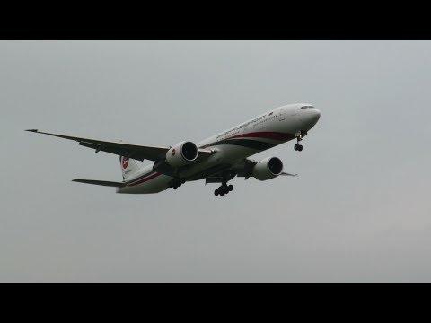 [HD] Plane Spotting @ Hazrat Shahjalal International Airport, Dhaka: Episode-99