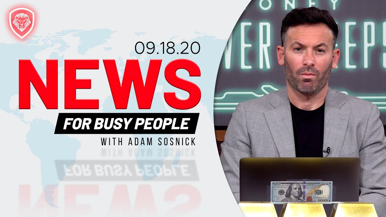 TikTok, Travis Scott with McDonalds & More - News for Busy People