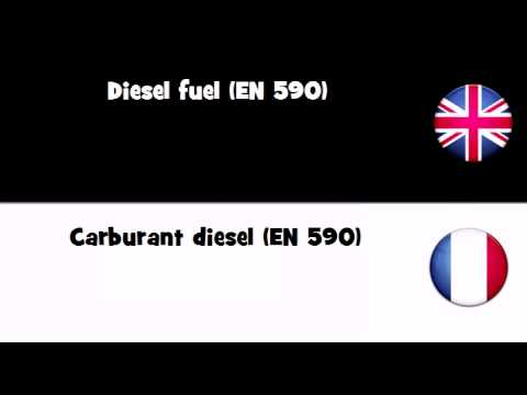 apprenez l 39 anglais uk carburant diesel en 590 youtube. Black Bedroom Furniture Sets. Home Design Ideas