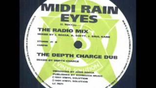 Midi Rain - Eyes (1991)