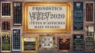 Pronostics Hellfest 2020 (Têtes d'Affiches Main Stages)