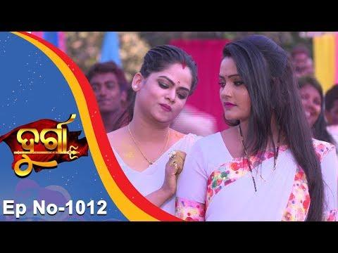 Durga | Full Ep 1012 | 7th Mar 2018 | Odia Serial - TarangTV