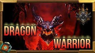 Hearthstone : Deck Tech Tempo/Control Dragon Warrior Journey to Un