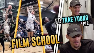 """I've Heard About Him For A While."" Trae Young Breaks Down Nico Mannion, Anaya Peoples & More!"