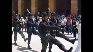 19  Mayıs Ankara'dayken Anıtkabir
