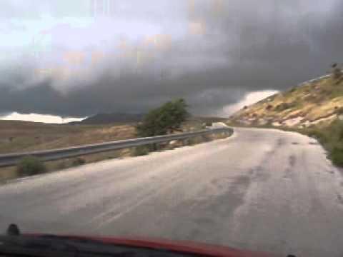 Lesbos  ..Route Petra - Sigri  -1