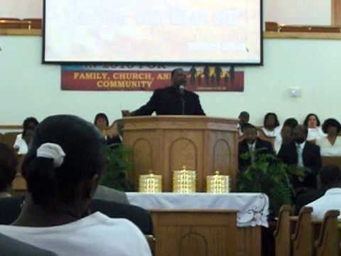 Rev. Elmore Garner Part Six This Church Is Killing Me MCBC Lake Charles, Louisiana