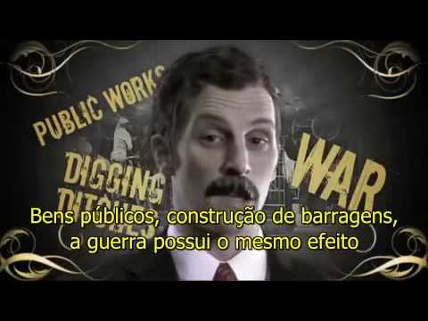 'Fear the boom and bust' Portuguese Subtitles