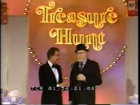 Treasure Hunt  Emile Autouri and Geoff Edwards