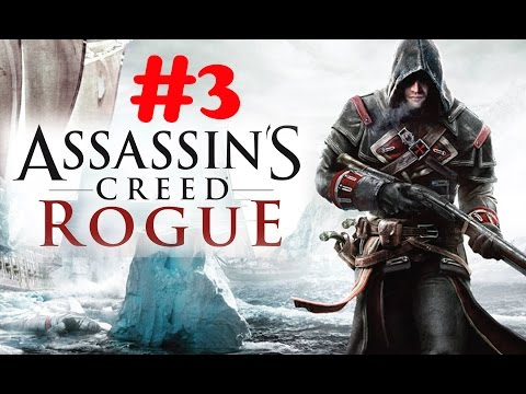 """Assassin's Creed: Rogue"" walkthrough (100% sync) Sequence 1, Memory 2: Lessons and Revelations"