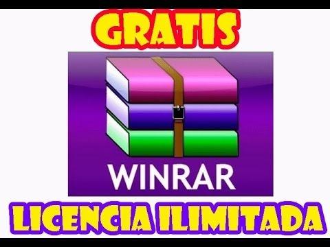 Descargar Winrar LICENCIA ILIMITADA   FULL(32…