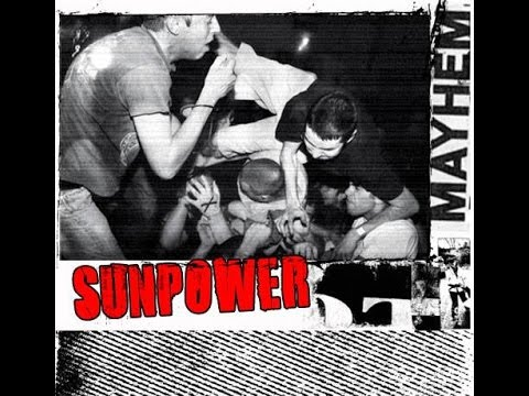 Sunpower @ Kinky Star, Gent 19.03.2016