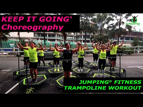 Keep It Going' - Jumping® Fitness thumbnail