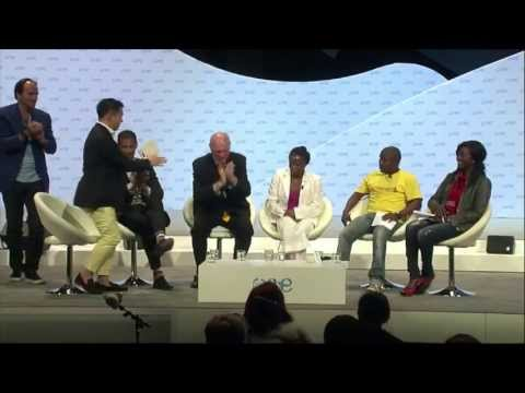 HIV & Aids: The New Challenges Special Session -- The One Young World Summit 2013