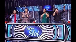 Indian Idol 2018 Audition with Nihal Singh | Anu malik | Sunidhi Chauhan | Audition