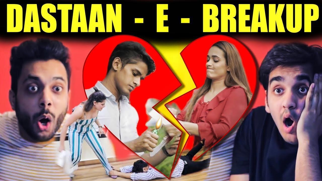 Dastaan - E - Break Up | RealSHIT