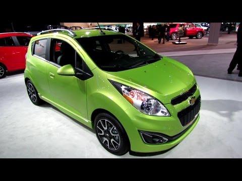 2013 Chevrolet Spark - Exterior and Interior Walkaround - 2013 Detroit Auto Show