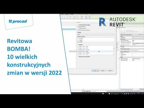 Revitowa BOMBA! – 10 wielkich konstrukcyjnych zmian w wersji 2022 | NetCafe