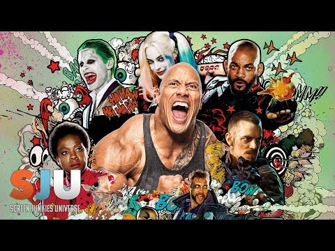 Could The Rock Save Suicide Squad 2? - SJU