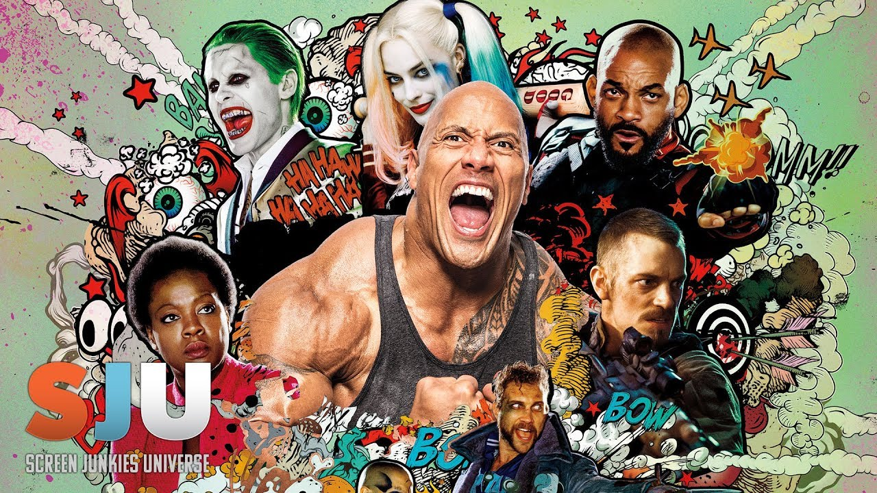 Could The Rock Show Up In Suicide Squad 2? – SJU