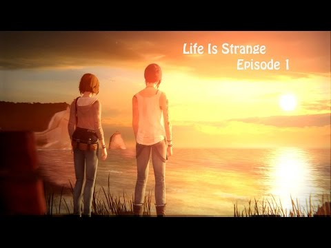 Life Is Strange Episode One Chrysalis (Interactive) W/ Bisping