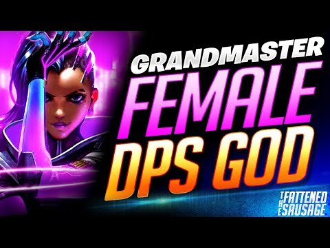 Top 500 Female DPS God ANNIHILATES On Sombra! | Overwatch thumbnail