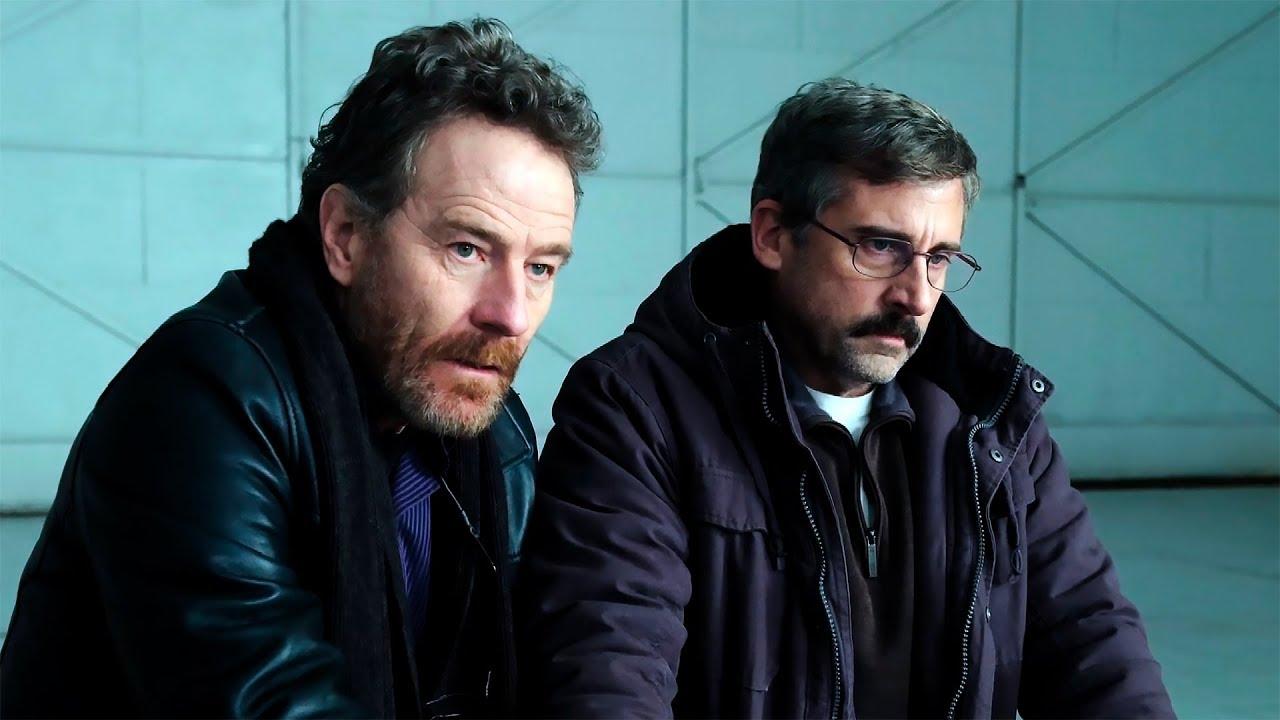 Мощное актерское трио в новом трейлере «Последнего взмаха флага»