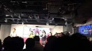 2016年3月2日に行われた乙女新党の雨と涙と乙女とたい焼きのリリースイ...