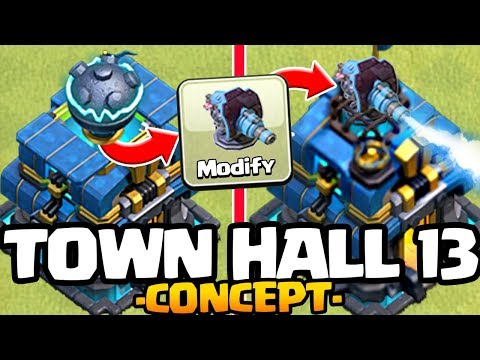 Town Hall 13, Builder Hall 9, END To Clouds - Clash Of Clans UPDATE Talk, Part 2