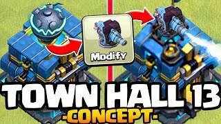Town Hall 13, Builder Hall 9, END to Clouds Clash of Clans UPDATE Talk, Part 2