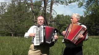 Lustig ist das Zigeuner leben - Dieter und Reiner spielen suzammen in Frankfurt