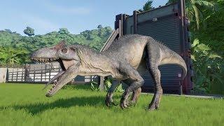 【JWE】アロサウルスの飼い方、カラーパターン
