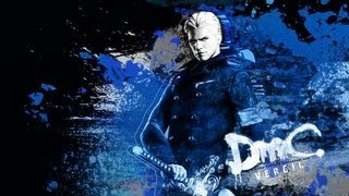 Devil May Cry Vergil's Downfall  -PC Gameplay- Max Settings [720p]