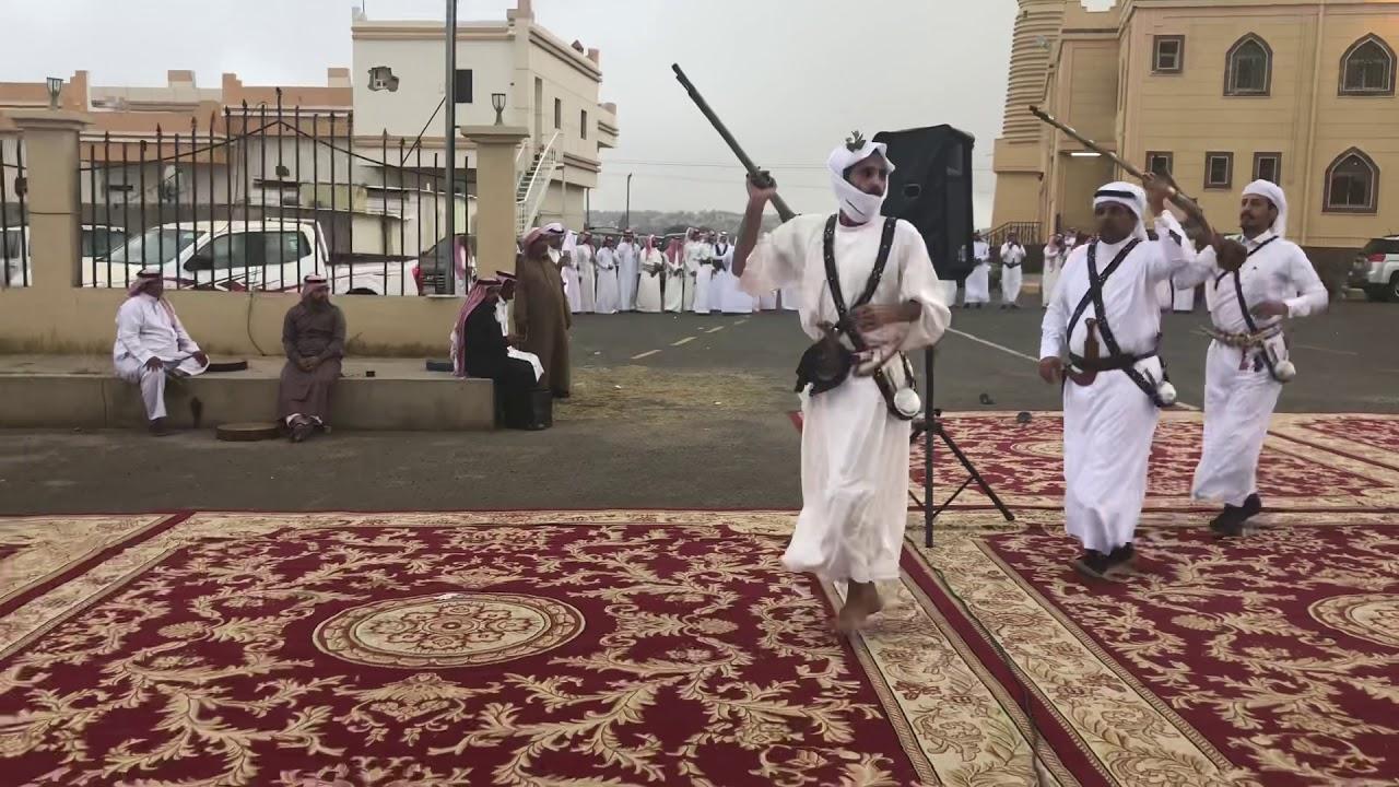 مدقال بني شهر على شهران في زواج المنشد عبدالرحمن هادي فرقة النماص Youtube