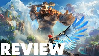 Immortals Fenyx Rising - Review (Video Game Video Review)