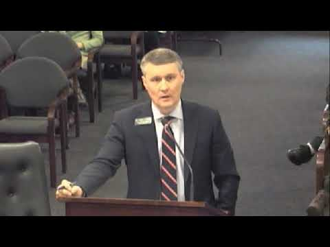 Rep. Brent Crane talks about sex trafficking and prostitution in Idaho