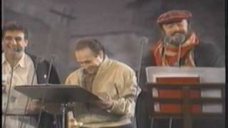 The Three Tenors - Behind the scenes Caracalla, p.1