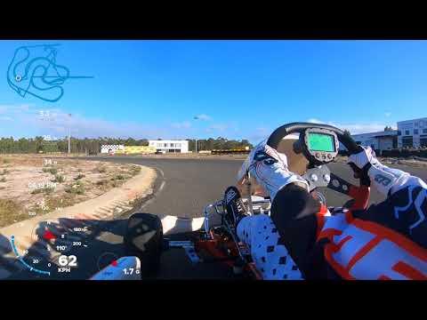 Santo Andre Kartodromo International - SAKI - BirelArt - X30 Junior