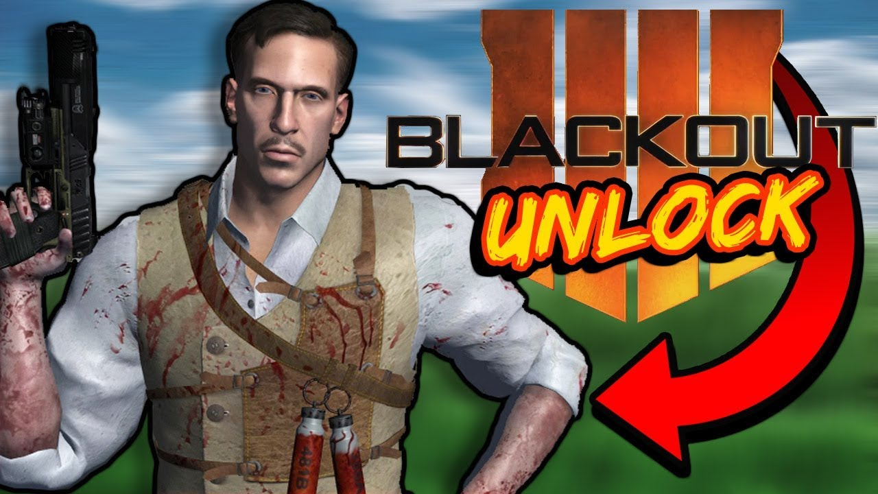 how to unlock blackout skins
