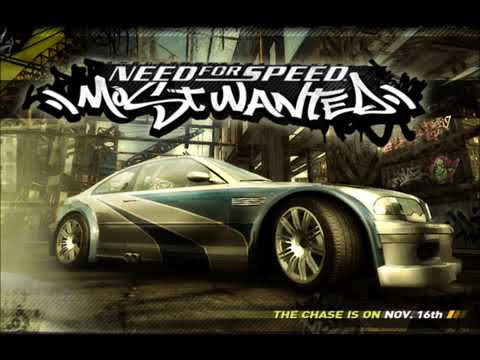 Paul Linford and Chris Vrenna - Most Wanted Mash Up - NfS Most Wanted Soundtrack   1080p
